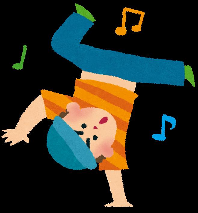 男性ダンサー