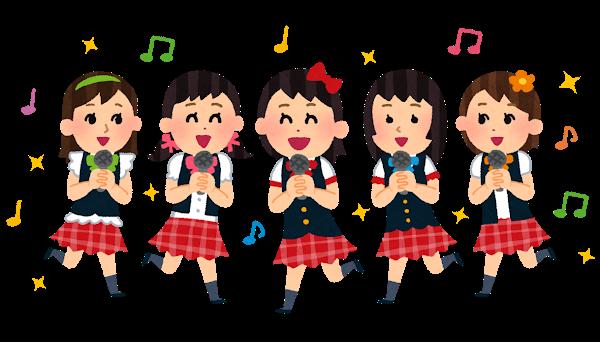 女性アイドルグループ